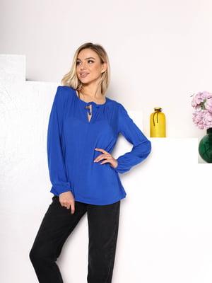 Блуза синя | 5719060