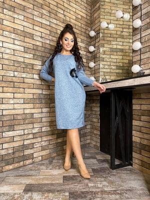 Сукня блакитного кольору   5719107