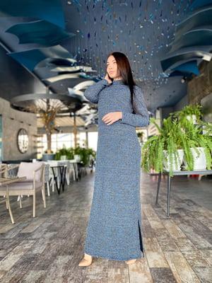 Сукня синя | 5719092