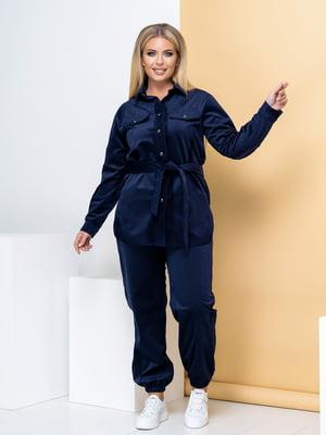 Костюм: штани та рубашка | 5719176