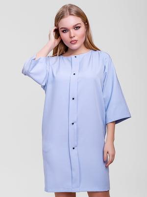 Сукня блакитна | 5719196