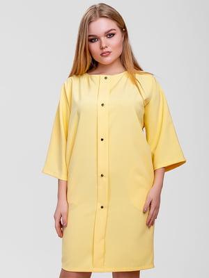 Сукня жовта | 5719198