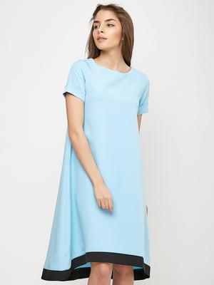 Сукня блакитна | 5719203