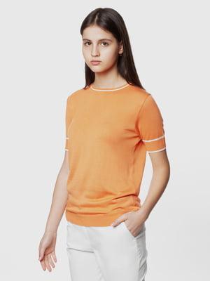 Джемпер помаранчевий | 5719215