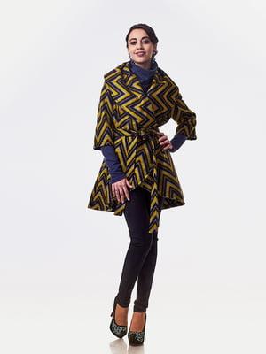 Пальто в принт | 5718131