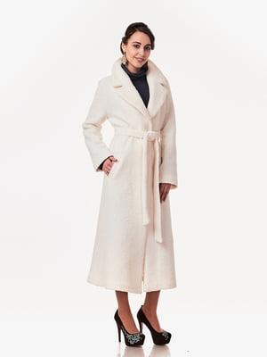 Пальто біле   5718141