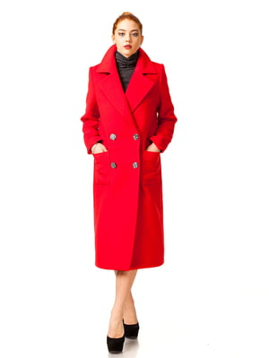 Пальто червоне   5718146