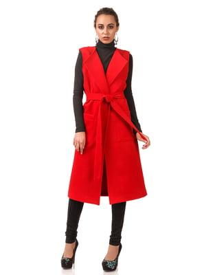 Пальто червоне    5718159