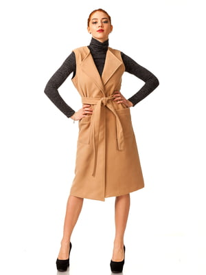 Пальто коричневе    5718162