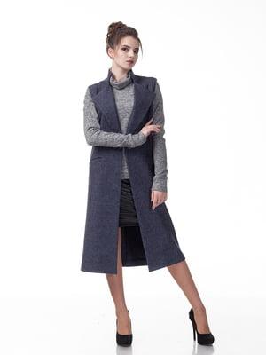 Пальто темно-синє   5718181