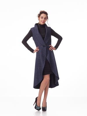 Пальто темно-синє   5718185
