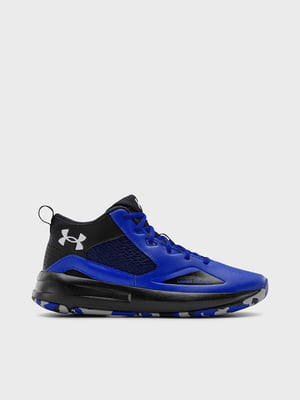 Кроссовки сине-черные | 5719604