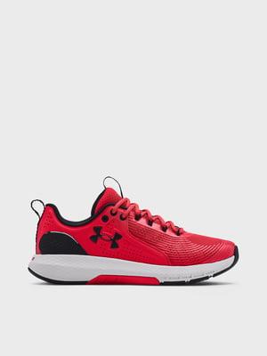 Кросівки червоні UA Charged Commit TR 3 3023703-600   5719961