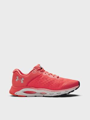 Кросівки червоні UA HOVR Infinite 3 Reflect 3024416-600   5720002