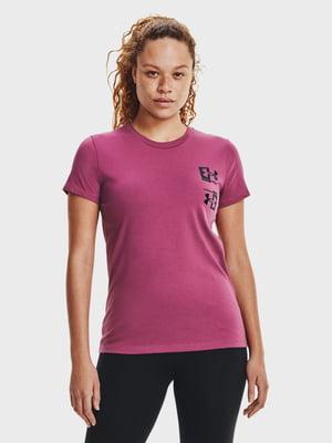 Футболка рожева | 5720059