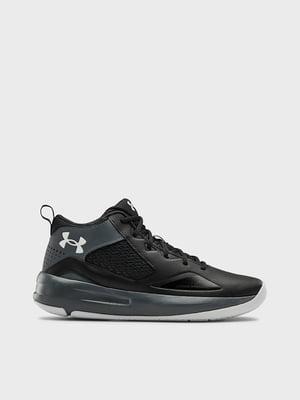 Кроссовки серо-черные | 5720102