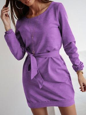 Платье фиолетовое | 5718997