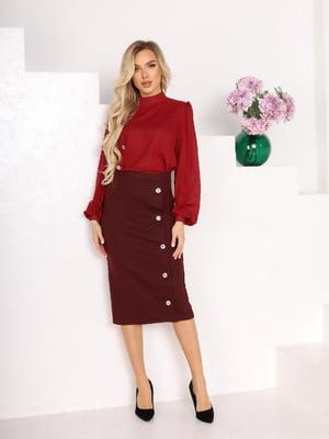 Комплект: свитер и юбка | 5719004