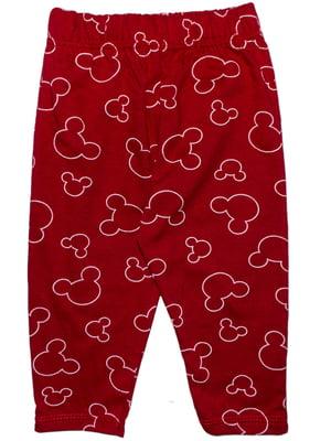 Ползунки красного цвета в принт   5720188