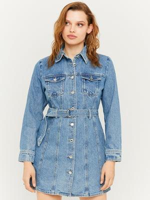 Платье джинсовое | 5720338