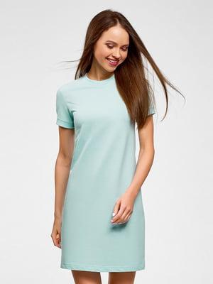 Платье голубое | 5720710