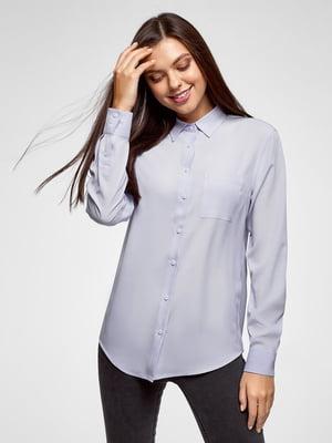 Рубашка сиреневого цвета | 5720773