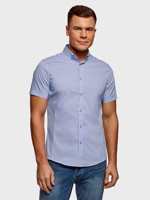 Сорочка блакитна | 5720805