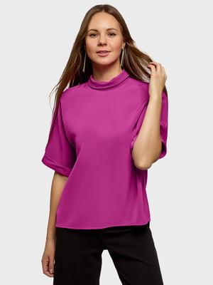 Блуза малинового цвета | 5721158