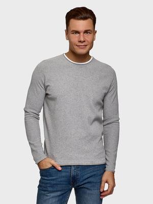 Джемпер серый | 5721190