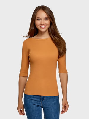 Джемпер помаранчевого кольору | 5721200