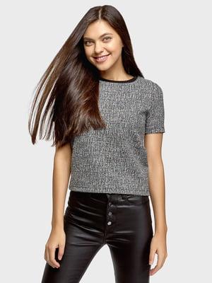 Блуза черная | 5721214