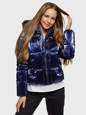 Куртка синяя | 5721219