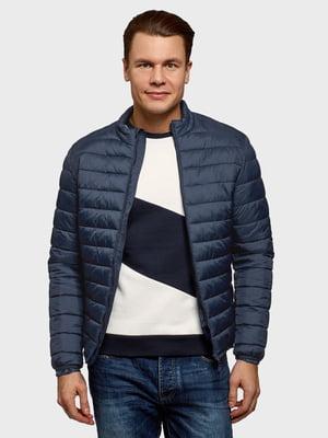 Куртка синяя | 5721222
