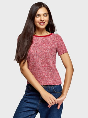 Блуза червона | 5721230