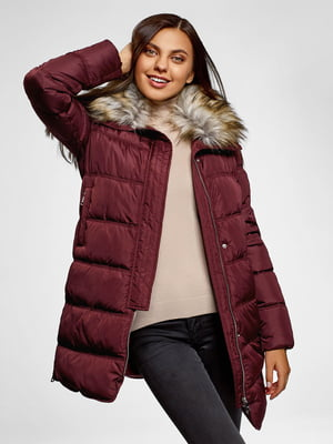 Куртка бордовая   5721243