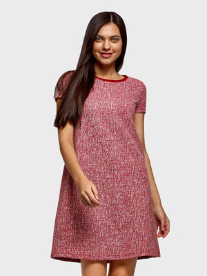 Платье красное   5721326