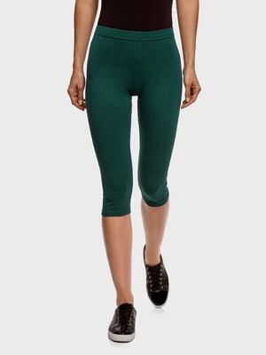 Леггинсы зеленые | 5721397