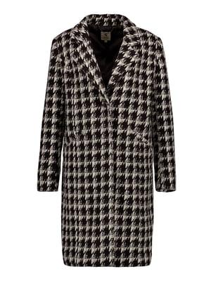 Пальто в принт | 5721985