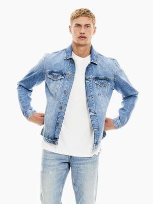 Піджак блакитний   5722014