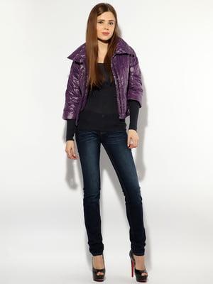 Куртка фіолетова | 5721622