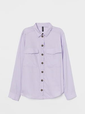 Рубашка фиолетовая   5722301