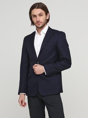 Піджак синій | 5722408