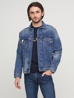 Куртка синяя | 5722412