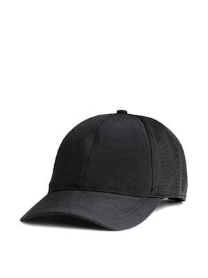 Бейсболка чорна | 5722577