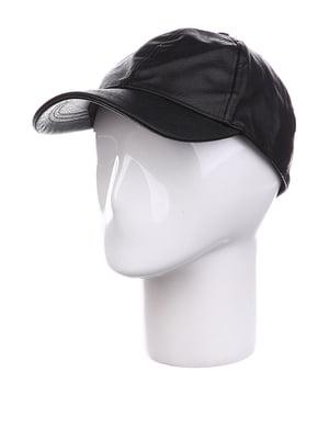 Бейсболка черная | 5722580