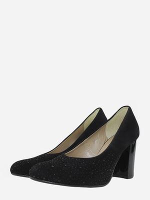 Туфлі чорні | 5676485