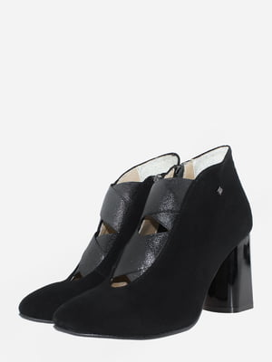Ботинки черные | 5676490