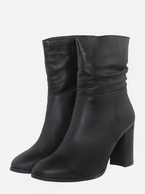 Ботинки черные   5676491