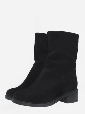 Ботинки черные   5676493
