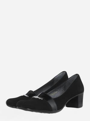 Туфлі чорні | 5711710